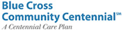 Blue Cross Community Centennial logo