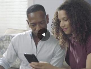 Video sobre la aplicación móvil