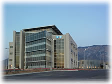 BCBSNM building in Albuquerque, New Mexico