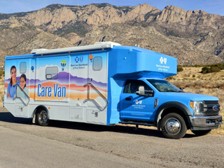New Care Van Expands Access to Preventive Care