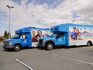 Growing Care Van® Program Helps