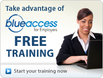 Free Blue Access Training